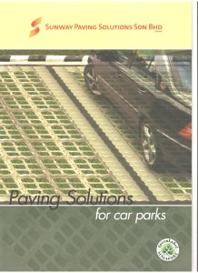 Sunway Paving Solutions for carparks