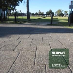 Neupave Brochure - Permeable Pavers