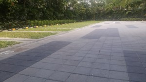 Square Pavers Newton 1