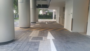 Square Pavers 3