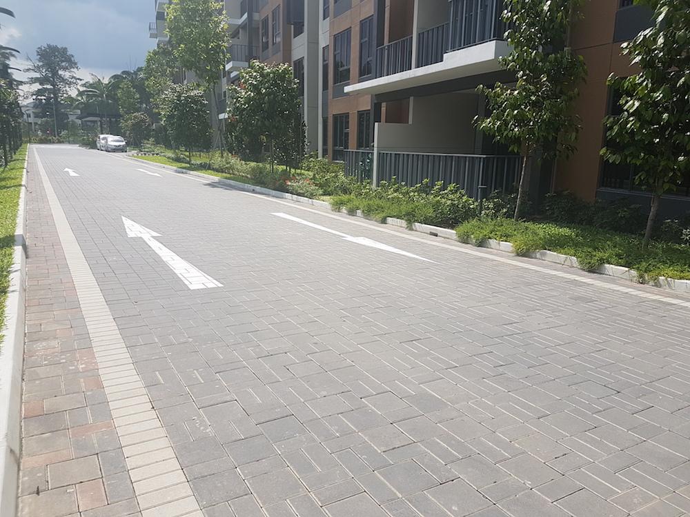 Sembawang Condo Installation
