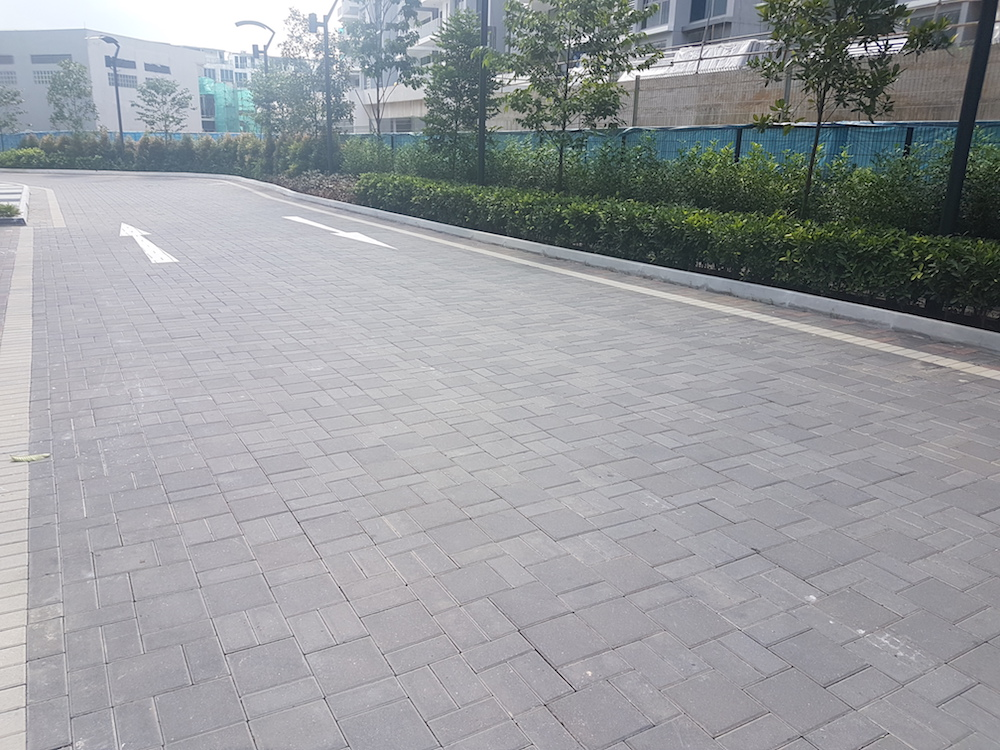 Flexipave and Quadpave Mix Installation