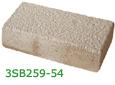 Sandblasted Clay Paver 54