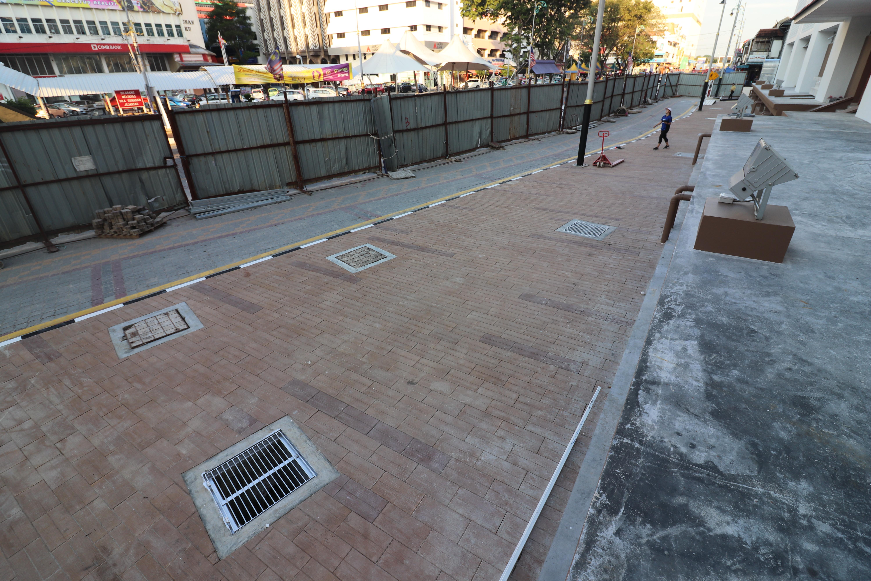 Wood Concrete Eurotiles Installation