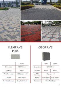 Flexipave Plus & Geopave